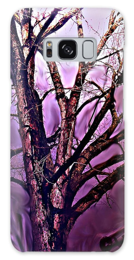 Woods Galaxy S8 Case featuring the digital art Everlasting 2 by Crystal Webb