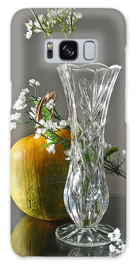 Still Life Galaxy Case featuring the photograph Everlasting Harvest by Shelley Jones