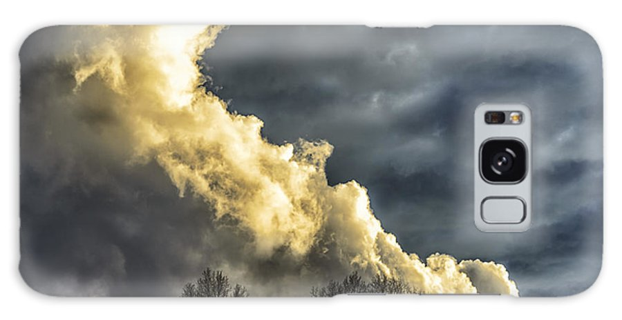 Stormy Sky Galaxy S8 Case featuring the photograph Every Breaking Wave by Thomas R Fletcher