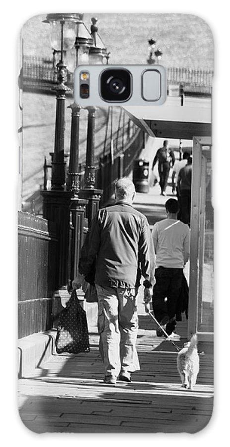 Everyday Galaxy S8 Case featuring the photograph Everyday Edinburgh by Martina Fagan