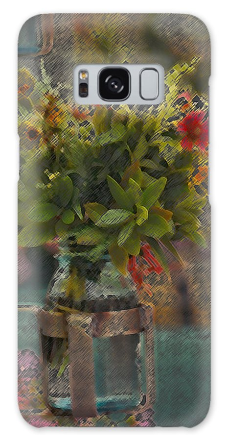 Flowers Galaxy S8 Case featuring the photograph Eye Candy by Danny Craig