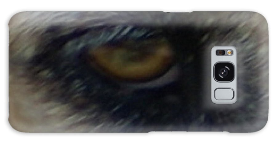 Eyes Galaxy Case featuring the photograph Eye Of The Beholder by Debbie May