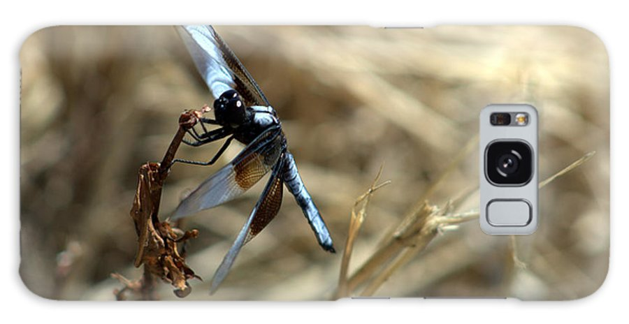 Dragonfly Galaxy S8 Case featuring the photograph Faerie-tales by Elizabeth Hart