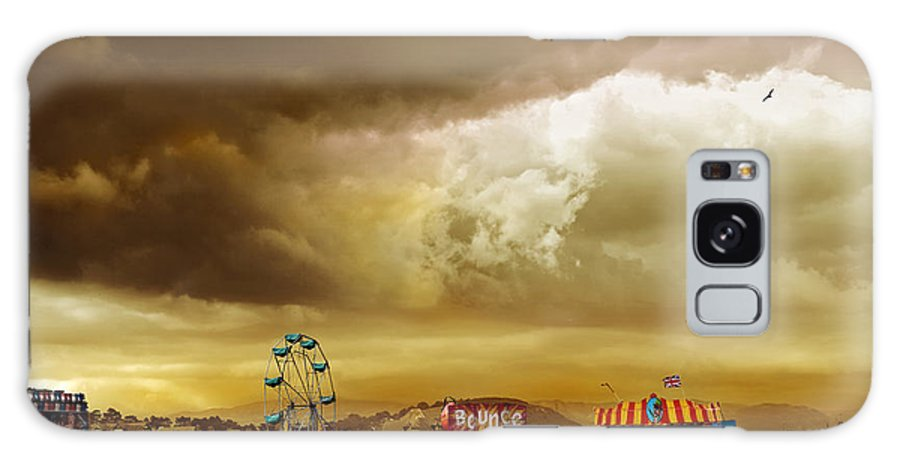 Fair Galaxy S8 Case featuring the photograph Fair Weather by Mal Bray