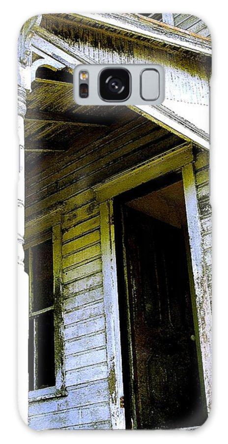 Porch Galaxy S8 Case featuring the photograph Fairview Ohio - Number 1 by Nelson Strong