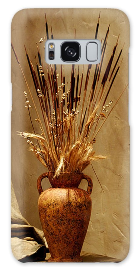 Fall Galaxy S8 Case featuring the photograph Fall In A Vase Still-life by Christine Till