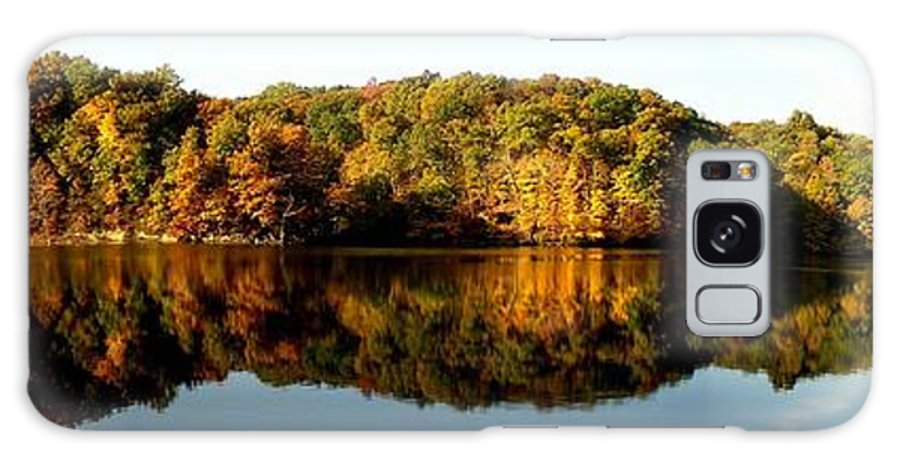 Fall Galaxy S8 Case featuring the photograph Fall In Indiana by Carol Milisen