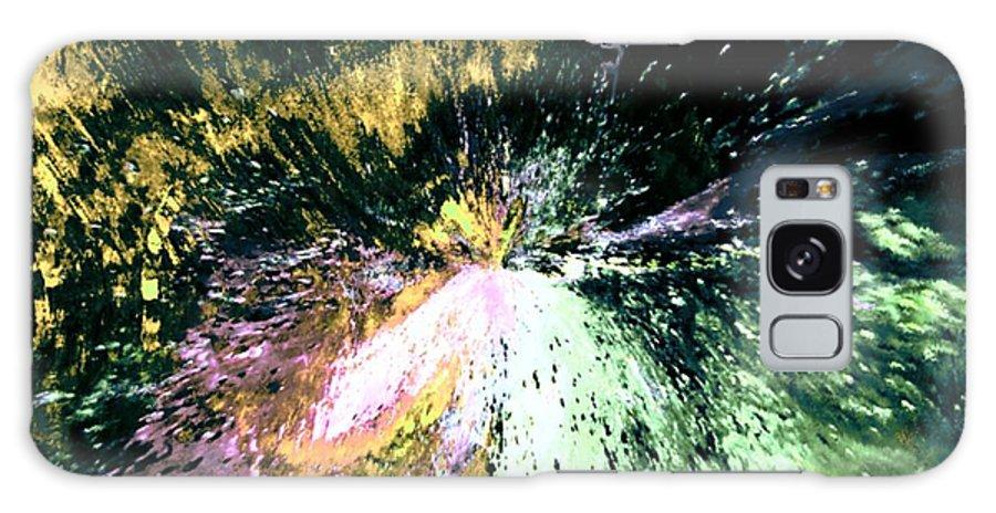 Digital Art Galaxy S8 Case featuring the digital art Fanfare by Kendall Eutemey