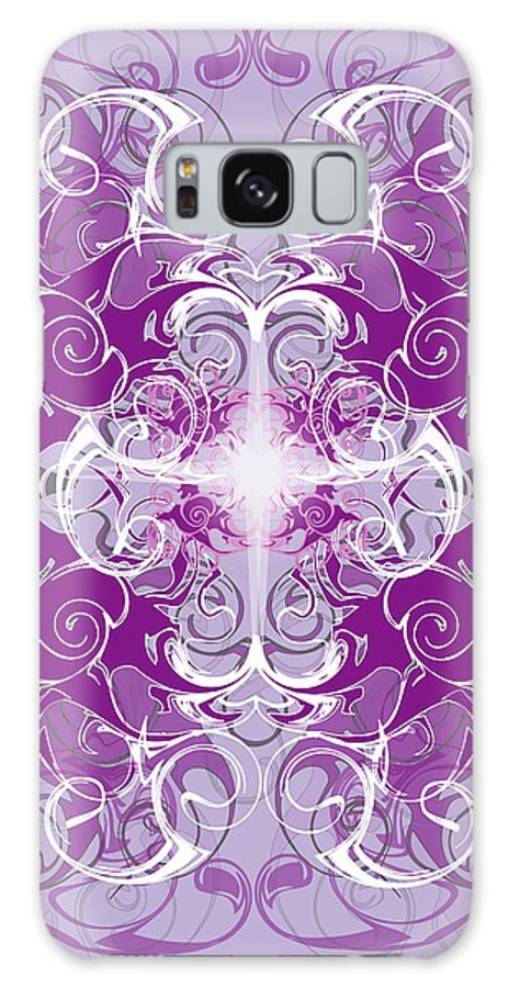 Fantasy Galaxy S8 Case featuring the digital art Fantasyvii by George Pasini