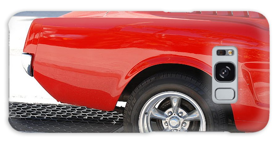 Ford Galaxy S8 Case featuring the photograph Fastback Mustang by Rob Hans
