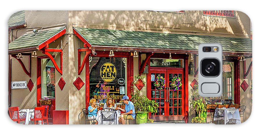 New Orleans Galaxy S8 Case featuring the photograph Fat Hen Grocery - New Orleans by Steve Harrington