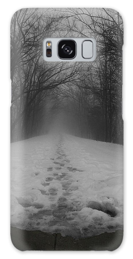 Landscape Galaxy Case featuring the photograph Fear by Dylan Punke