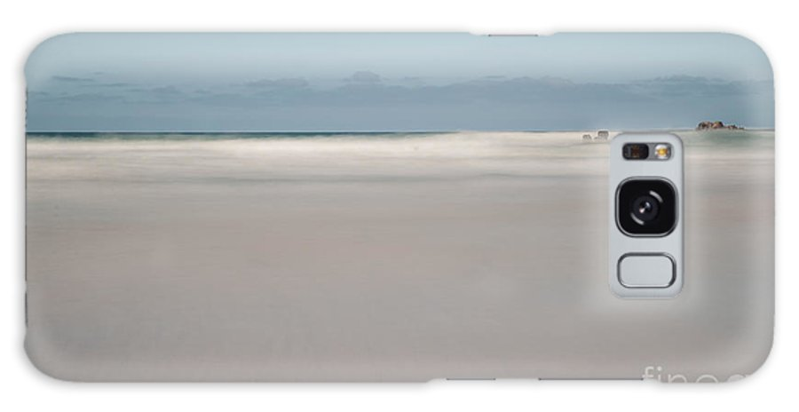 Fine Art By Phill Potter - Beach Galaxy S8 Case featuring the photograph Fine Art - Beach by Jenny Potter