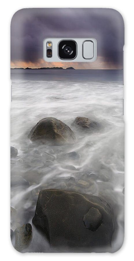 Storm Galaxy S8 Case featuring the photograph Fingers Of The Storm by Mike Dawson