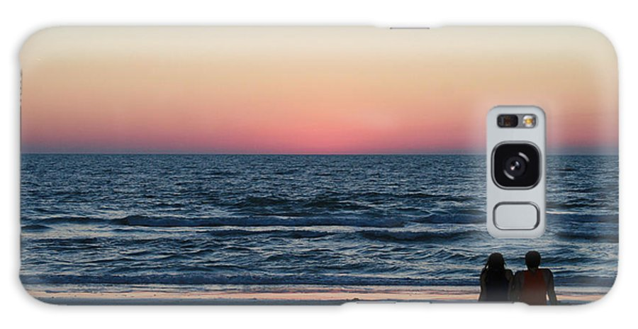First Love Galaxy S8 Case featuring the photograph First Love by Marlana Holsten