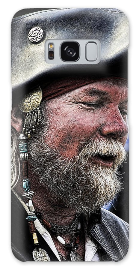 Pirates Galaxy S8 Case featuring the photograph First Mate by David Patterson