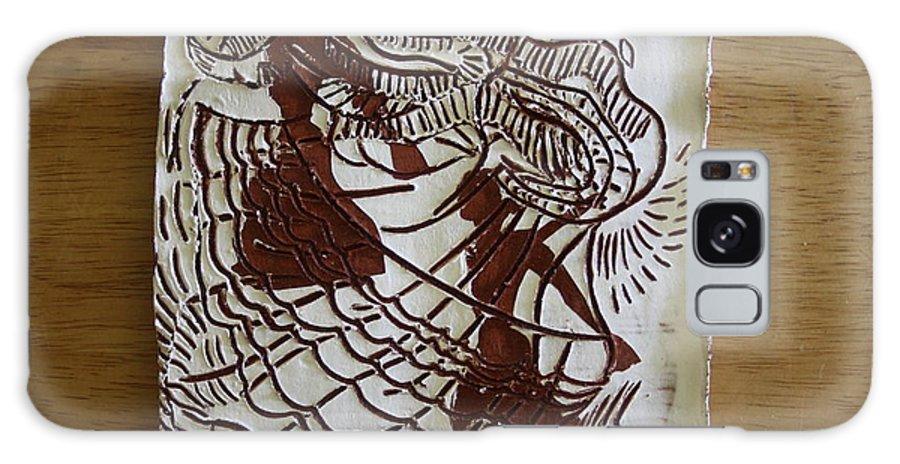 Gloria Photosgloria Photospineapple2pineapple Galaxy S8 Case featuring the ceramic art Flamenco Passion 1 by Gloria Ssali