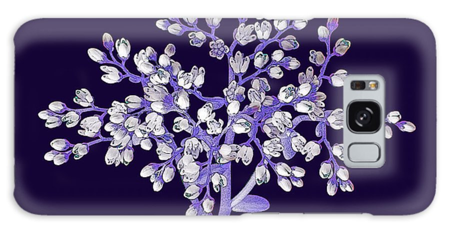 Flower Galaxy S8 Case featuring the photograph Flower Tree by Digital Crafts