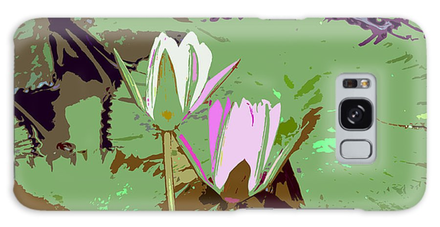 Flowers Galaxy S8 Case featuring the photograph Flowers Work Number 3 by David Lee Thompson