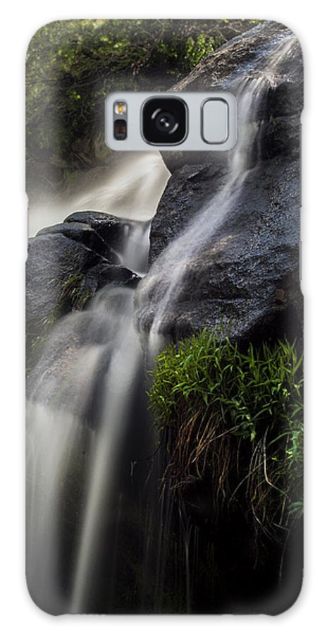 Landscape Galaxy S8 Case featuring the photograph Flowing Waters by Derek Palmer