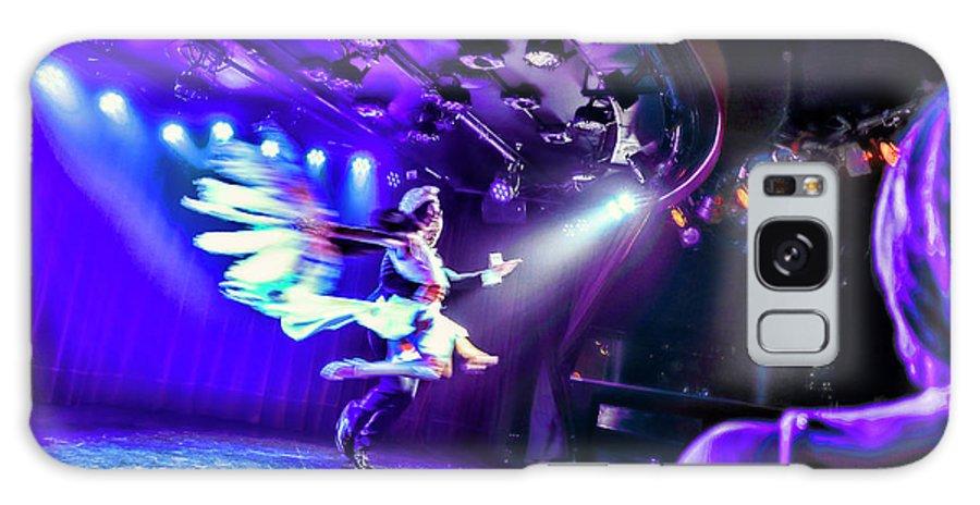 Tangos Buenos Aires Tango Specials Galaxy S8 Case featuring the photograph Flying Tango by Rick Bragan