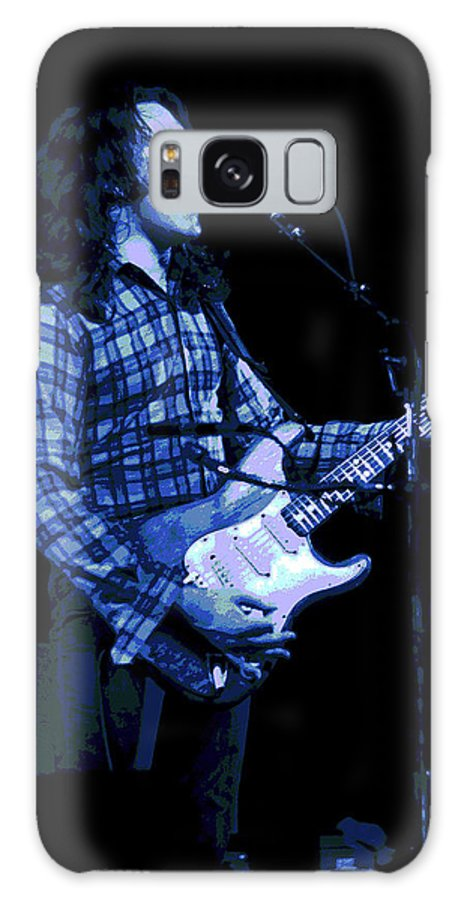 Rock Musicians Galaxy S8 Case featuring the photograph Follow Me by Ben Upham