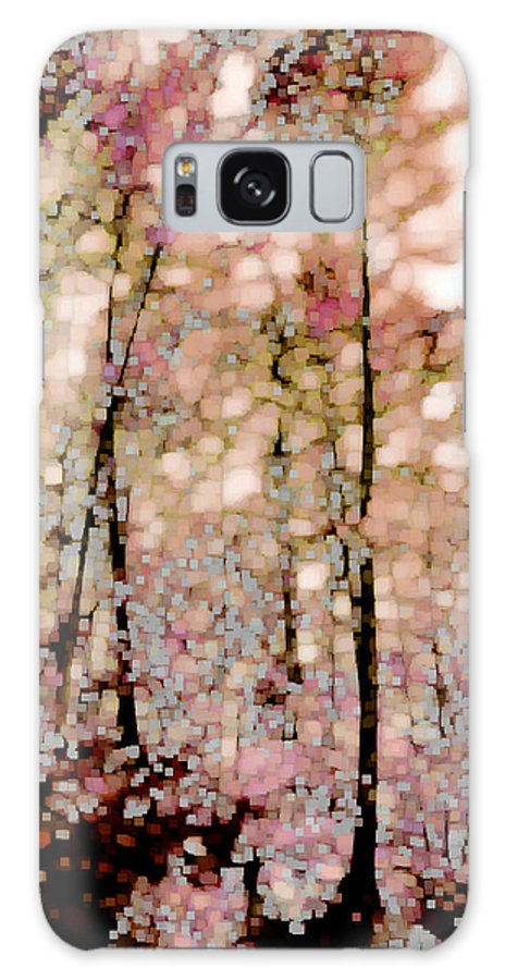 Landscape Galaxy S8 Case featuring the photograph Forest In Autumn by Lauren Radke