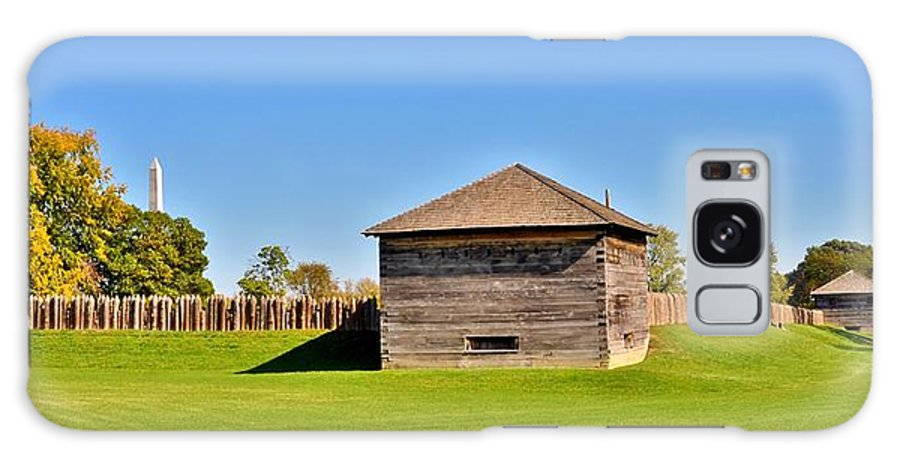 Michelle Mcphillips Galaxy S8 Case featuring the photograph Fort Meigs by Michelle McPhillips