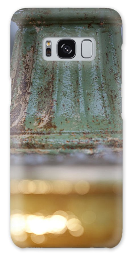 Fountain Abstract Art Charleston South Carolina Depth Of Field Galaxy S8 Case featuring the photograph Fountain II by Dustin K Ryan