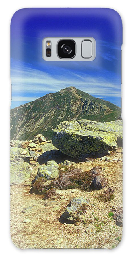 New Hampshire Galaxy S8 Case featuring the photograph Franconia Ridge And Mount Lafayette Alpine by John Burk