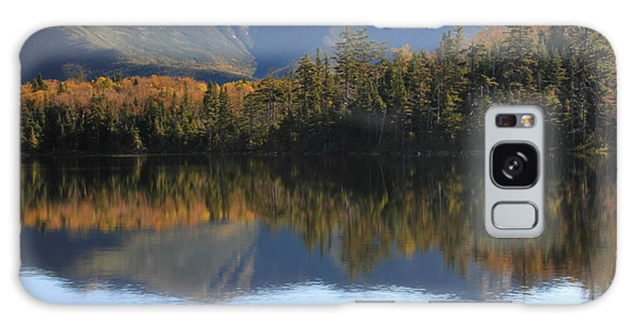 Franconia Ridge Galaxy S8 Case featuring the photograph Franconia Ridge From Lonesome Lake by Roupen Baker