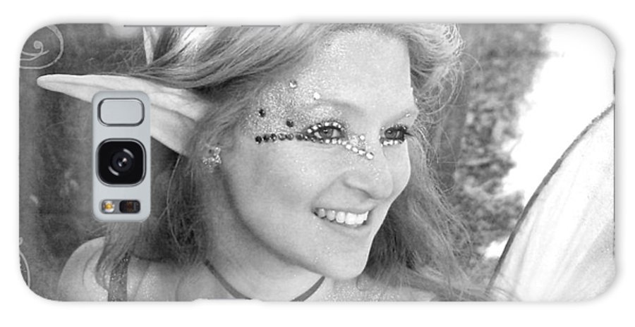 Freckles Galaxy S8 Case featuring the photograph Freckled Fae by Sabrina Wheeler