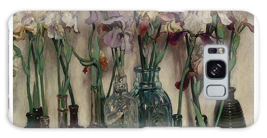 Flower Galaxy S8 Case featuring the painting Frederick Judd Waugh 1861 1940 Rum Row by Frederick Judd Waugh