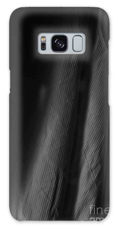 White Galaxy S8 Case featuring the photograph Full Of Empty Series - Sounds Of The Ocean by Amanda Barcon