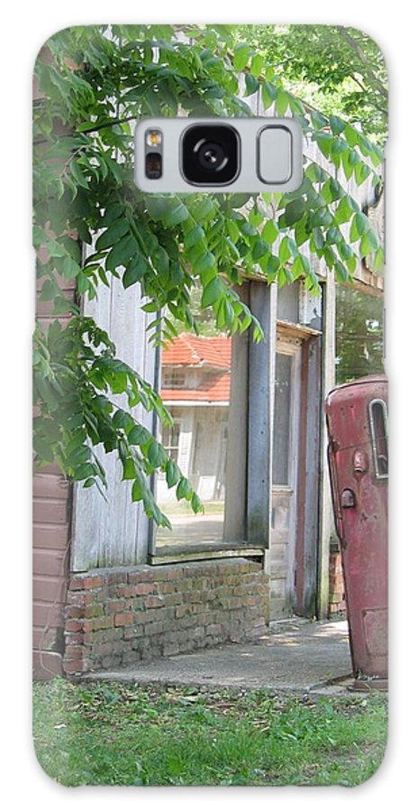 Rural Galaxy Case featuring the photograph Funk's Grove I by Dylan Punke