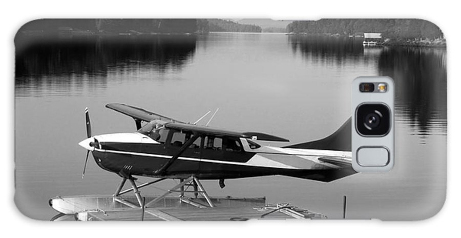 Float Plane Galaxy S8 Case featuring the photograph Getting Away by David Lee Thompson