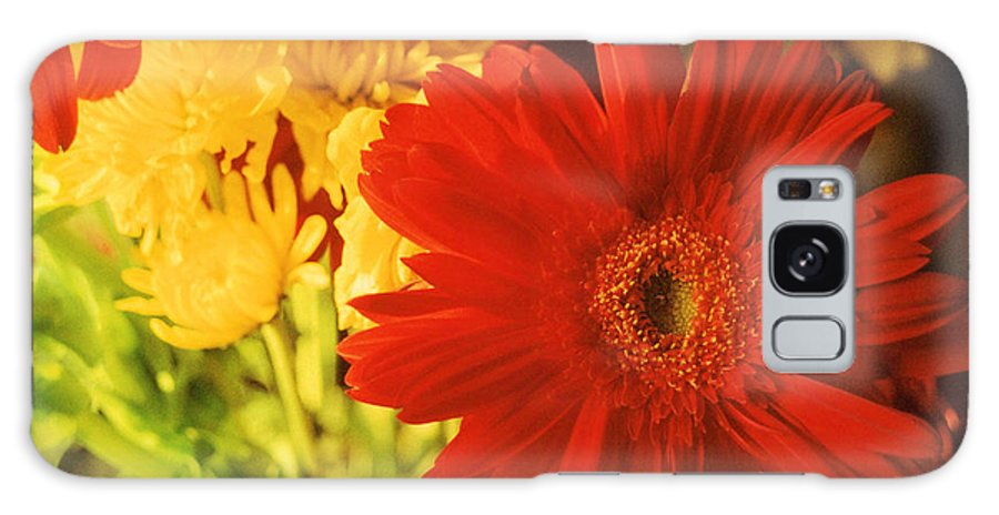 Floral Galaxy S8 Case featuring the photograph Give It Your All by Jan Amiss Photography