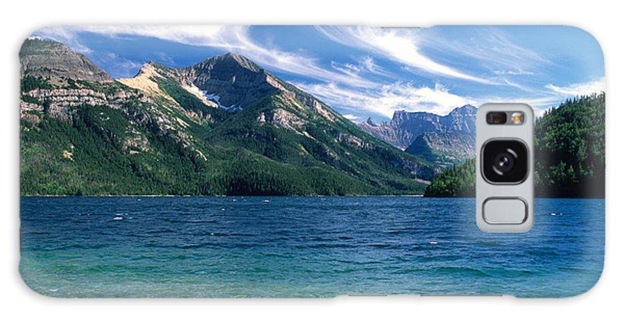 Glacier National Park Galaxy S8 Case featuring the photograph Glacier National Park by Sandra Bronstein