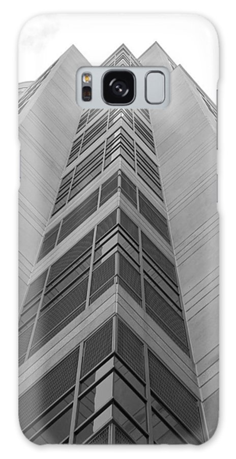 Architecture Galaxy S8 Case featuring the photograph Glass Tower by Rob Hans
