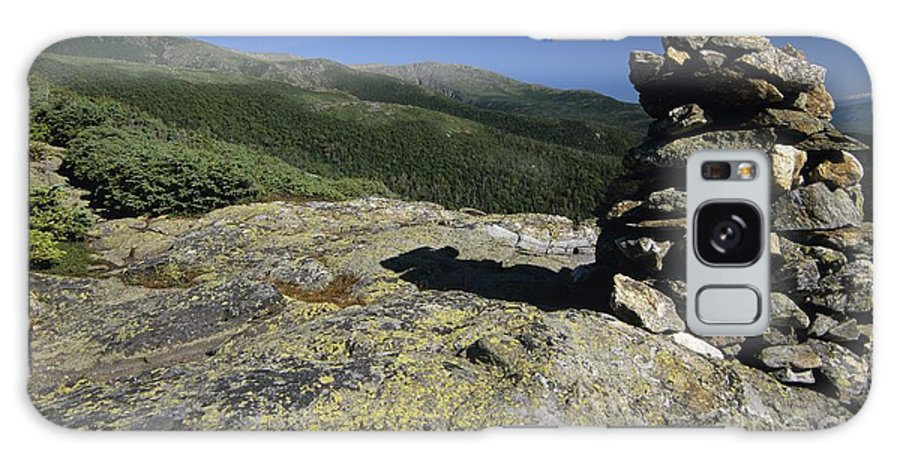 Alpine Zone Galaxy S8 Case featuring the photograph Glen Boulder Trail - White Mountains New Hampshire Usa by Erin Paul Donovan
