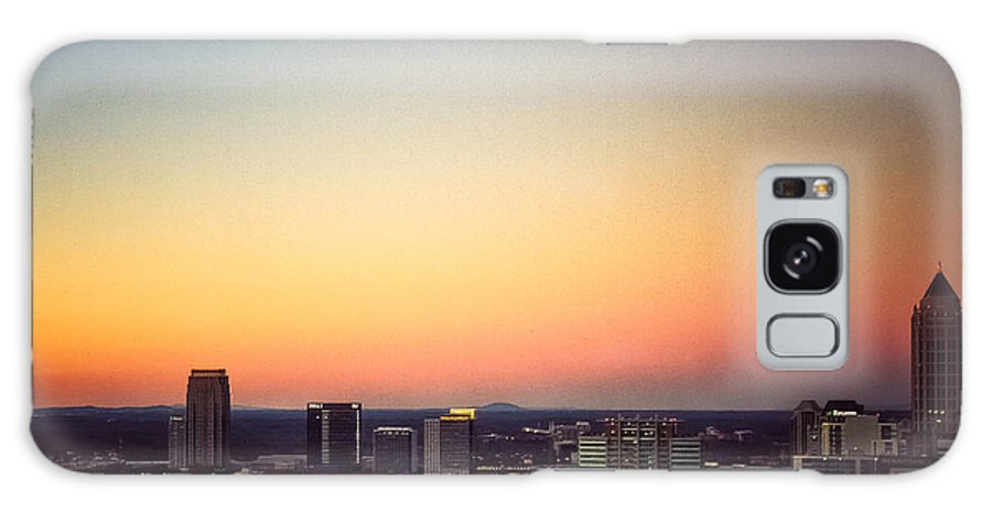 Sunset Galaxy S8 Case featuring the photograph Good Evening by Mike Dunn
