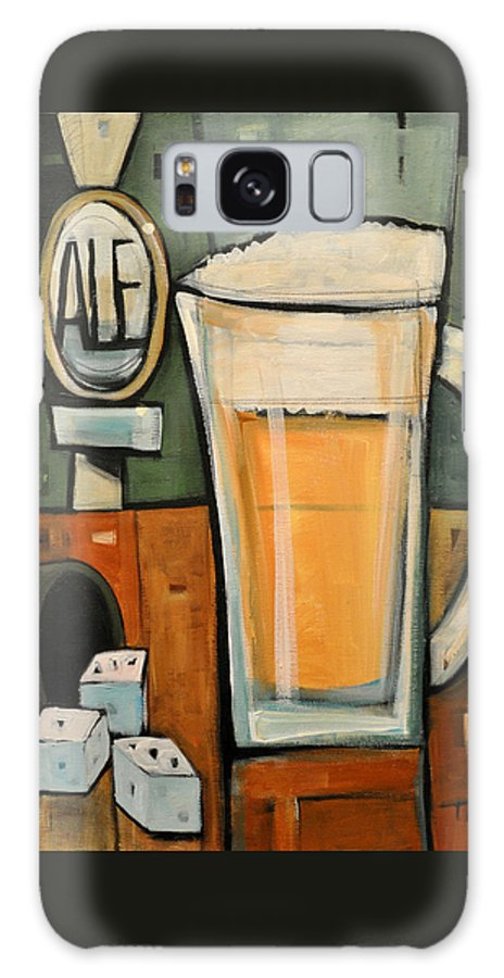 Beer Galaxy S8 Case featuring the painting Good For What Ales You by Tim Nyberg