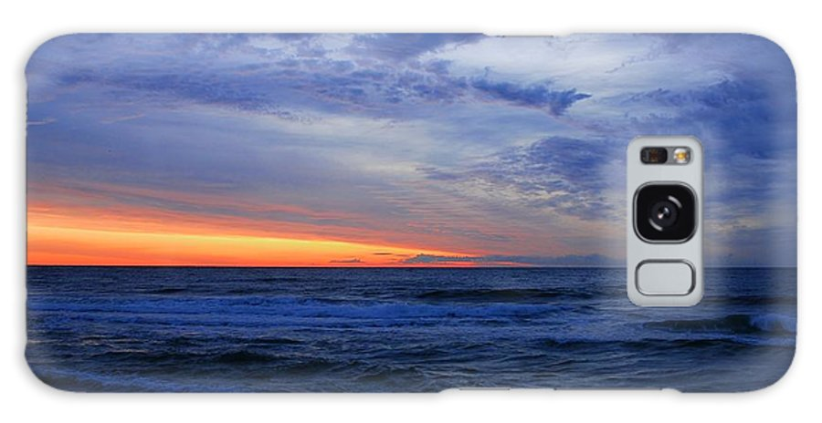 Jersey Shore Galaxy S8 Case featuring the photograph Good Morning - Jersey Shore by Angie Tirado