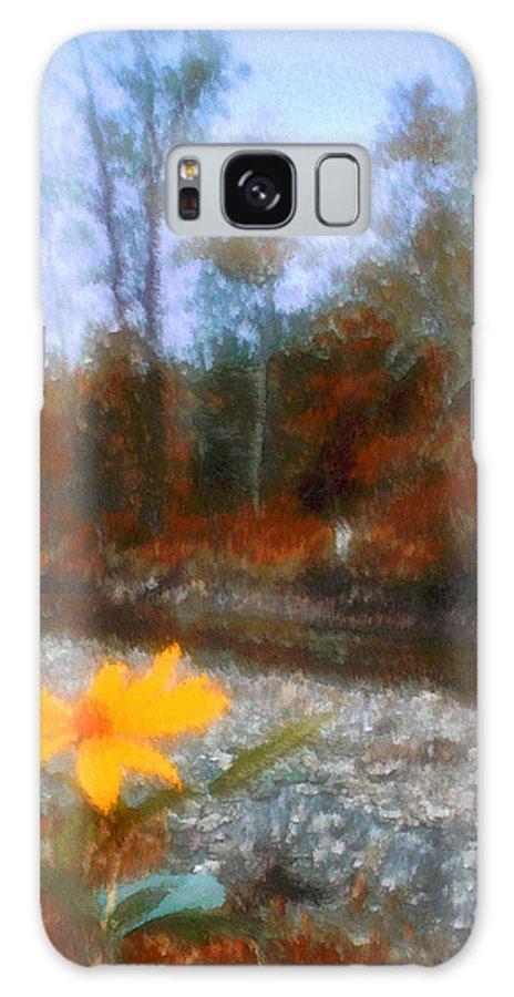 Autumn Galaxy S8 Case featuring the photograph Goodbye Summer by Kenneth Krolikowski