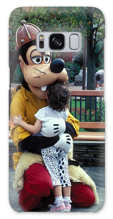Disney Galaxy S8 Case featuring the photograph Goofy Love by Carl Purcell