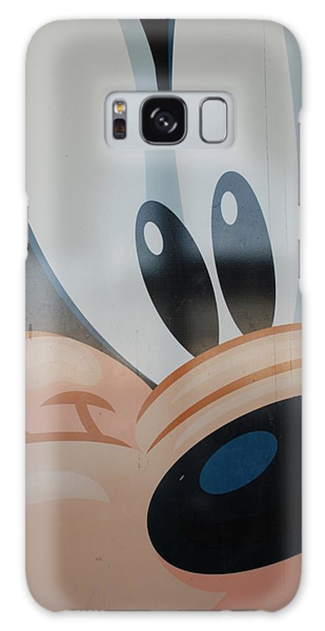 Disney Galaxy S8 Case featuring the photograph Goofy by Rob Hans