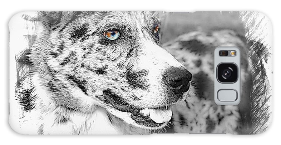 Dog Galaxy S8 Case featuring the photograph Gorgeous by Joyce Baldassarre