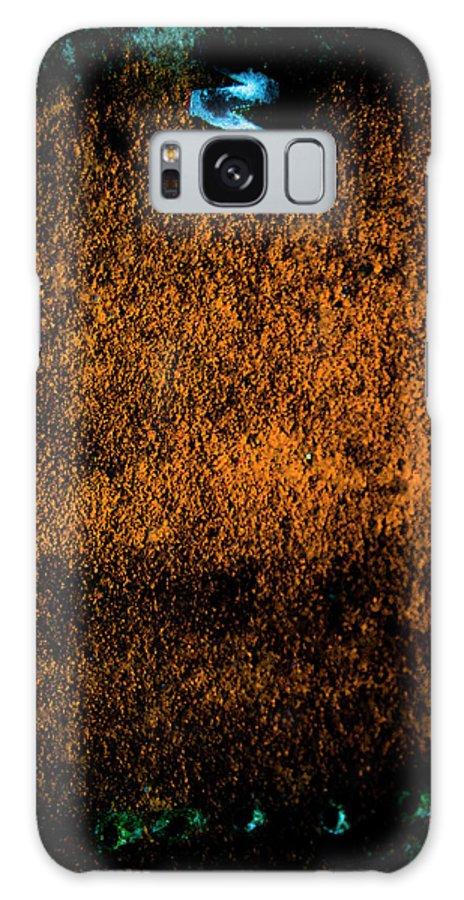 Gravestone Galaxy S8 Case featuring the photograph Gravestone by Grebo Gray