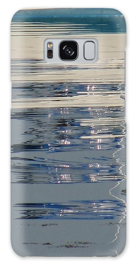 Ocean Galaxy Case featuring the photograph Great Day For Sailing by Kelly Mezzapelle