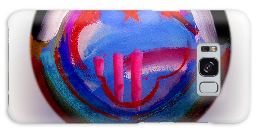 9/11 Galaxy Case featuring the painting Great Glad Morning by Charles Stuart